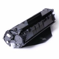 Cartridge Laser Jet Compatible Toner Laserjet HP Q7553A 53A, Printer HP LaserJet M2727 P2014 P2015 Canon LBP-3310 3370 (Hitam)