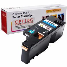 Promo Cartridge Toner Fuji Xerox Cp 115W Cm115W Cp225W Cp225Fw Cm225Fw Cyan Fuji Xerox