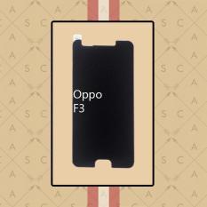 Casa Anti Spy Tempered Glass For Oppo F3 Privacy 3Mm Terbaru