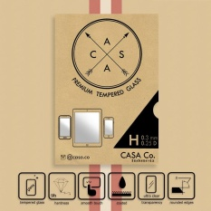 CASA Tempered Glass for HTC One M7 - Clear 0.3 mm