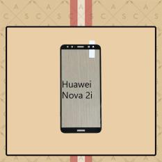 CASA Tempered Glass Warna / Color for Huawei Nova 2i - Black