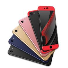 Case 360 Full Body Hardcase Depan Belakang Free Tempered Glass iPhone 6/6S (Gold. Source · Case 360 Protection Slim Matte Case For Iphone 6 / 6S Blue Navy