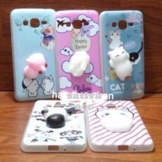 Case 3D Boneka Squishy Samsung Galaxy J1 Ace - Random Color