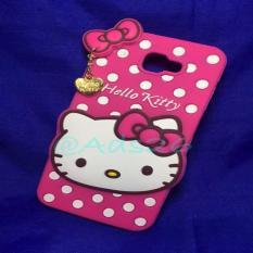 Case 4D Hello Kitty Samsung Galaxy J5 Prime/Silikon/Softcase/Karakter
