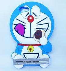 Case 4D karakter Dorayaki Oppo A39 Doraemon softcase soft 3D kartun