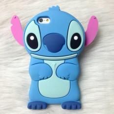 Promo Case 4D Stitch Oppo F1S A59 Karakter Soft Silikon 3D Rubber Multi