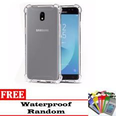 Case Anti Shock / Anti Crack Elegant Softcase Anti Benturan for Samsung Galaxy J7 Pro /