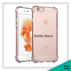 Case Anti Shock / Anti Crack Elegant Softcase for For Apple Iphone 5 / 5S - Bening
