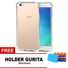 Case Anti Shock / Anti Crack Elegant Softcase for Oppo Neo 10 / A39 - Clear