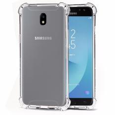 Case Anti Shock / Anti Crack Elegant Softcase  for Samsung Galaxy J3 Pro 2017 (J330) - White Clear