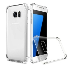 Case Anti Shock / Anti Crack Elegant Softcase for Samsung Galaxy Note 5 - White Clear