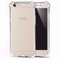 Softcase Anti Shock / Anti Crack for Vivo Y53 - White Clear