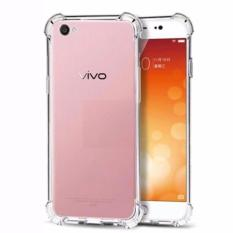 Case Anti Shock Anti Crack Softcase Casing for Vivo Y67 / V5 - Clear