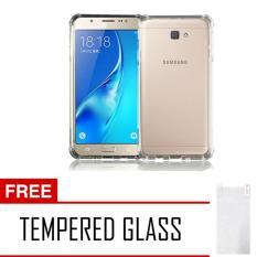 Beli Case Anti Shock Anti Cr*Ck Softcase Samsung A3 2016 A310 Clear Free Tempered Glass Dki Jakarta