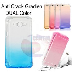Case Anti Shock Gradient Samsung Galaxy J2 Prime Ultrathin Anti Crack Elegant Softcase Anti Jamur A