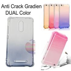 Case Anti Shock Gradient Xiaomi Redmi Note 3 Ultrathin Anti Crack Elegant Softcase Anti Jamur Air
