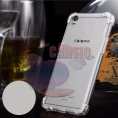 Case Anti Shock Oppo Neo 9 A37 Ultrathin Anti Crack Luxury Softcase Anti Jamur Air Case 0.3mm / Silicone Oppo Neo 9 A37 / Soft Case / Case Hp - Putih Transparant