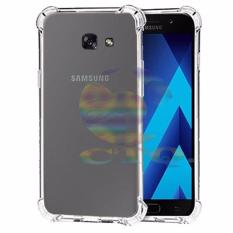 Case Anti Shock Samsung Galaxy J7 Prime Ultrathin Anti Crack Luxury Softcase Anti Jamur Air Case 0.3mm / Silicone Samsung Galaxy J7 Prime / Soft Case / Case Hp - Putih Transparant