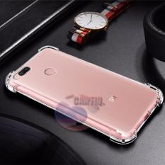 Case Anti Shock Xiaomi MI A1 Ultrathin Anti Crack Elegant Softcase Anti Jamur Air Case 0.3mm / Silicone Xiaomi MI A1 / Soft Case / Silikon Anti Crack / Case Hp / Case Anti Crack / Pelindung Hp - Putih Transparant