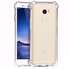 Case Anti Shock Xiaomi Redmi 4 Prime Ultrathin Anti Crack Elegant Softcase Anti Jamur Air Case 0.3mm / Silicone Xiaomi Redmi 4 Prime / Soft Case /  Silikon Anti Crack / Case Hp - Putih Transparant