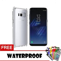 Beli Case Anticrack Case Anti Cr*Ck Case Anti Shock Case For Samsung Galaxy S8 Plus Fuze Fyber Clear Free Waterproof Online
