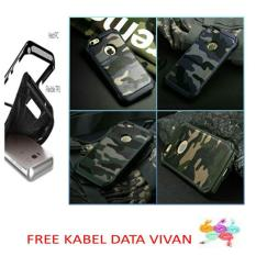 CASE ARMY 2 IN 1 FOR  APPLE IPHONE 5/5s  2 IN 1 ARMY CAMOUFLAGE PATTERN PC+SILICON ARMOR ANTI - KNO