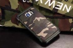 Harga Case Army High Protection Untuk Samsung S7 Edge Hijau Army Baru Murah