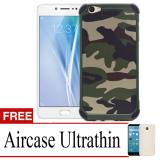 Jual Case Army Military For Vivo V5 Free Ultrathin Green Army Case Original