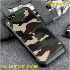 Spesifikasi Case Army Oppo F1S A59 Soft Hard Slim Back Cover Spigen Armor Rugged Random Color Beserta Harganya