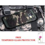 Tips Beli Case Army Series Pc Tpu For Samsung Galaxy A5 2017 A520 Biru Army Free Tempered Glass