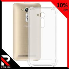 Case Asus Zenfone Go ZB452KG X014D Case Anti Crack Anti Shock Softcase Ultrathin Clear TPU RealACC