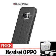Case Auto Focus Rhinoskin For Samsung Galaxy S7 edge Perfect Protection - Free Headset Oppo