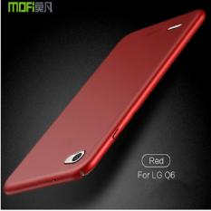 Case Baby Skin Ultra Slim for LG Q6 - Red