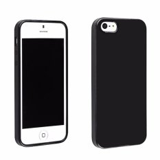 Case Baby Skin Ultra Thin Back Cover Case For Apple iPhone 5 / 5s / SE - Black