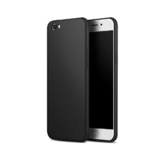 Case Baby Skin Ultra Thin Back Cover Case For Oppo A39 / A57 - Black