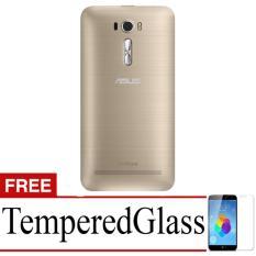 Case Backdoor atau case tutup belakang for Zenfone 2 Laser 6 inc + Free TemperredGlass -