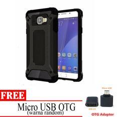 Case Capsule Air Cushion Samsung Galaxy J5 Prime Military Grade Protection - Doff FREE Micro USB OTG