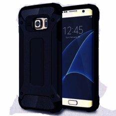 Case Capsule Ultra Rugged For Samsung Galaxy J5 Prime Hybrid Armor TPU Shockproof Anti Slip Soft Back Case / Softcase / Casing Hp - Biru Tua / Navy
