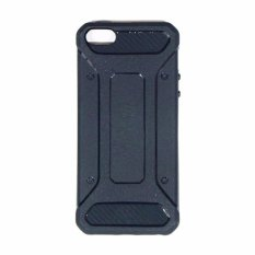 Case Carbon Rugged Capsule Armor Back Cover For Iphone 6 4 7 Free Tempered Glass Clear Dki Jakarta Diskon 50