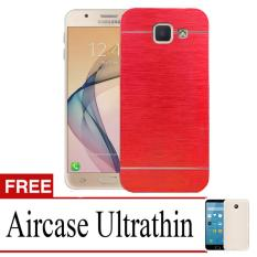 Spesifikasi Case Exalance Armor For Samsung Galaxy J7 Prime Free Ultrathin Red Dan Harganya