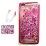 Ulasan Mengenai Case Executive Fashion Glitter Water Blink For Xiaomi Redmi 4 A Rose Gold