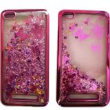 Review Tentang Case Executive Fashion Glitter Water Blink For Xiaomi Redmi 4A Rose Gold
