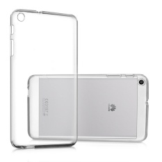 Case untuk HUAWEI Honor X1/Huawei Honor MediaPad X1 (7.0 Inch), Venter Crystal Clear Scratch Proof Cover Ultra Slim Ringan Transparan Soft Gel TPU Silicone Case Cover untuk HUAWEI Honor X1 /Huawei Hono MediaPad X1 (7.0 Inch) -Intl