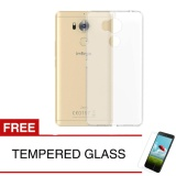 Spesifikasi Case For Infinix Zero 4 Plus X602 Clear Gratis Tempered Glass Ultra Thin Soft Case Dan Harga