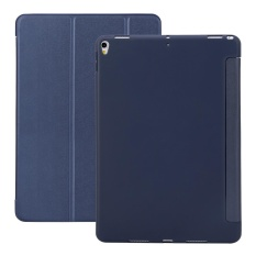 Case untuk IPad Pro 10.5 Inch 2017 Pelindung Shell PU Leather Stand Cover Case Case-Intl