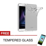 Harga Case For Lenovo K6 Power Clear Gratis Tempered Glass Ultra Thin Soft Case Online