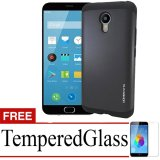 Jual Case For Meizu M2 Note Case Hitam Gratis Tempered Glass Antik