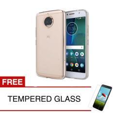 Case For Motorola Moto G5S Plus Xt1805 Clear Gratis Tempered Glass Ultra Thin Soft Case Dki Jakarta Diskon