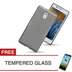 Daftar Harga Case For Nokia 3 2017 Abu Abu Gratis Tempered Glass Ultra Thin Soft Case Case
