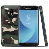 Spesifikasi Case For Samsung Galaxy J3 Pro 2017 2 In1 Army Camo Camouflage Pattern Pc Silicone Armor Anti Knock Protective Back Cover Cases Hijau Online